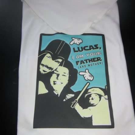 Lucas, I am Your Father