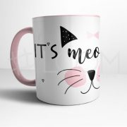 Caneca - It´s meow time