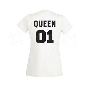 T-shirt - Queen - 01