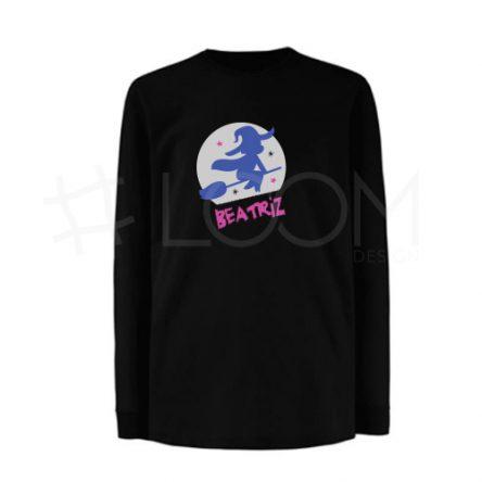 T-shirt Halloween – Bruxinha