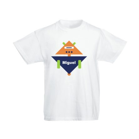 T-shirt Robots – R1