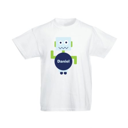 T-shirt Robots – R2