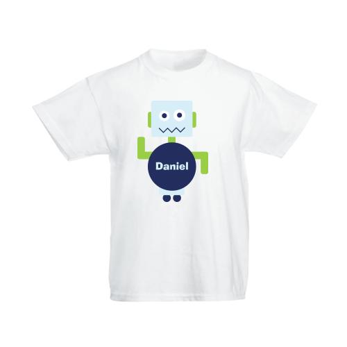 T-shirt Robots - R2