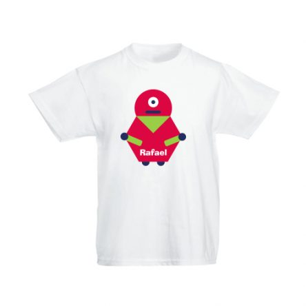 T-shirt Robots – R3