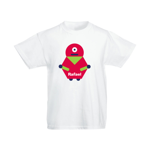 T-shirt Robots - R3