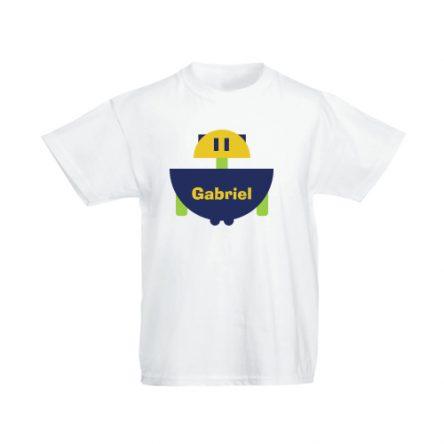 T-shirt Robots – R4