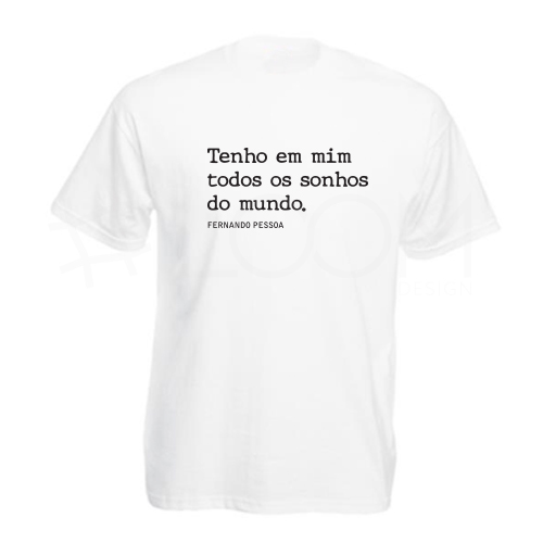 T-shirt Poesia - FP1