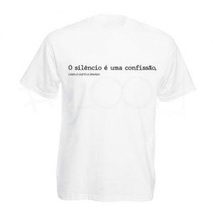 T-shirt Poesia - CCB1