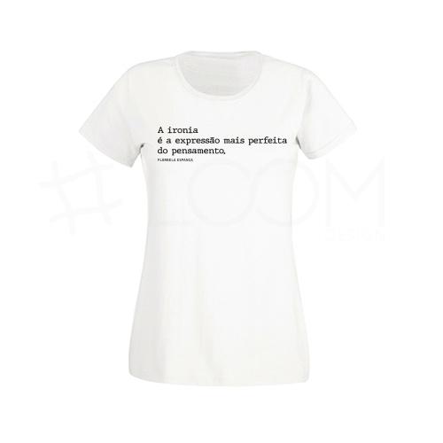 T-shirt Poesia - FE1