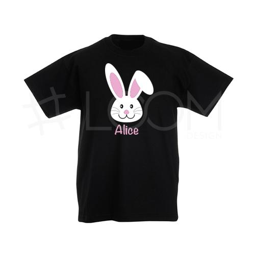 T-shirt Animais - Coelho